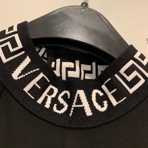 Versace Logo Dress